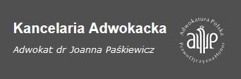 Kancelaria Mecenas Doktor Joanny Paśkiewicz